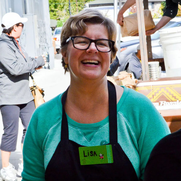 Lisa Sedlar, Green Zebra Grocery Founder and CEO