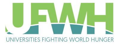 Universities Fighting World Hunger logo